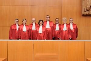 Bundesverfassungsgericht Zweiter Senat