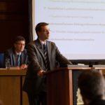 Vortrag Dr. Zimmermann; Foto: Schuhr