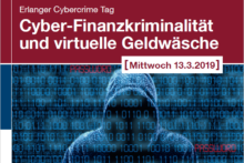 "Zum Artikel ""SAVE-THE-DATE: Erlanger Cybercrime Tag 2019"""